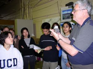 AQ Asses Tom and students