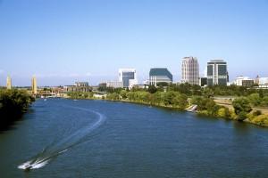 River & Skyline